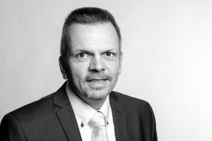 Auktionator Marcel Hasübert